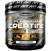 Platinum 100% Creatine 400gr
